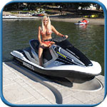 Personal Watercraft Floats
